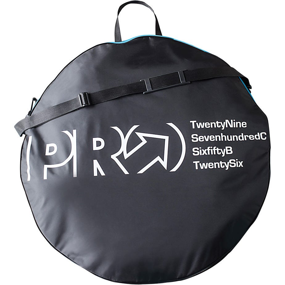 PRO Double Wheel Bag, Up to 29""