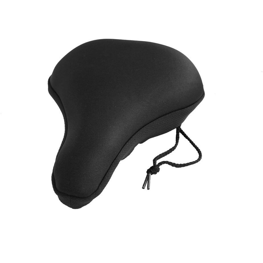 M Part Universal fitting gel saddle cover with drawstring
