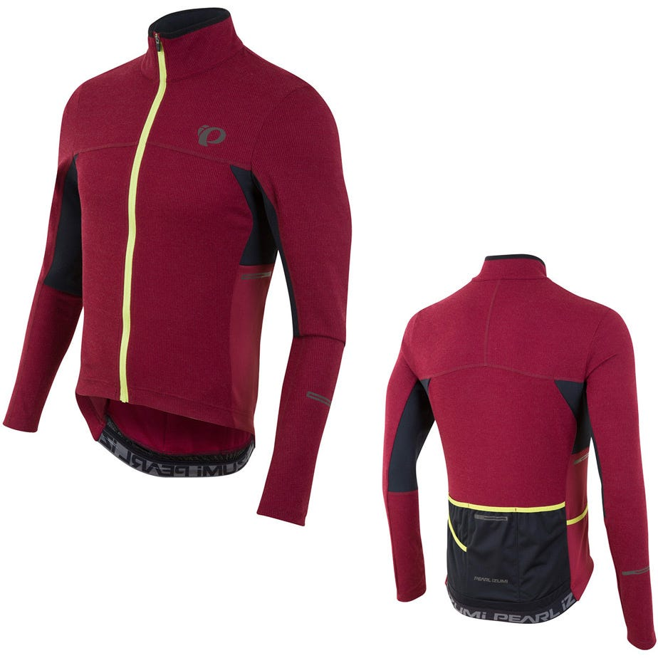 PEARL iZUMi Men's PRO Escape Thermal Jersey