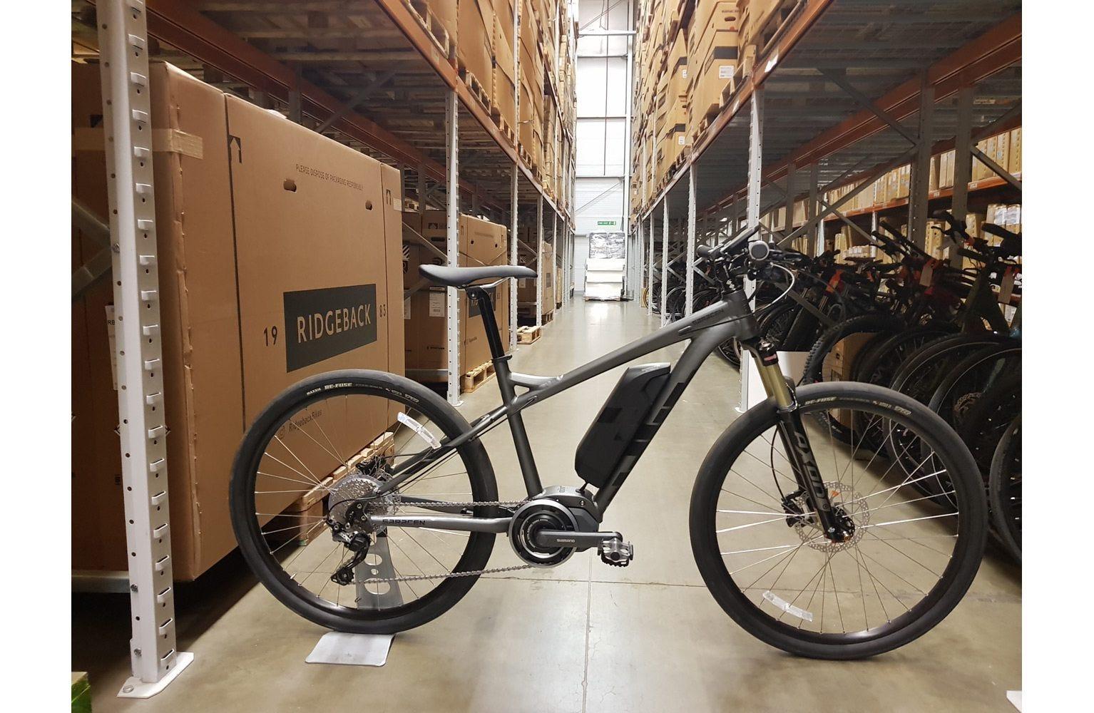 Saracen 2016  Juiced MD Ex Display Bike