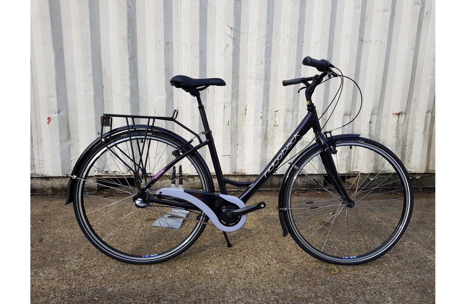 Ridgeback Avenida 3 open frame 17 inch Ex Brand Sample Bike