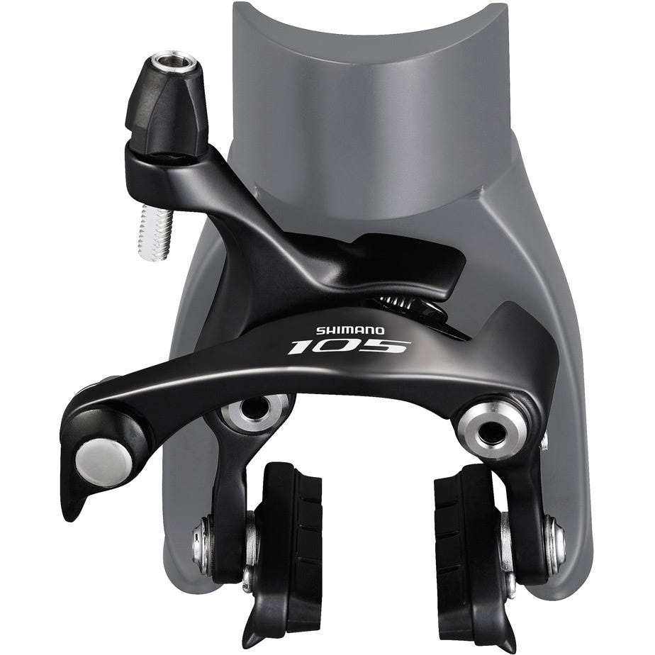 Shimano 105 BR-5810 105 brake callipers, Direct mount