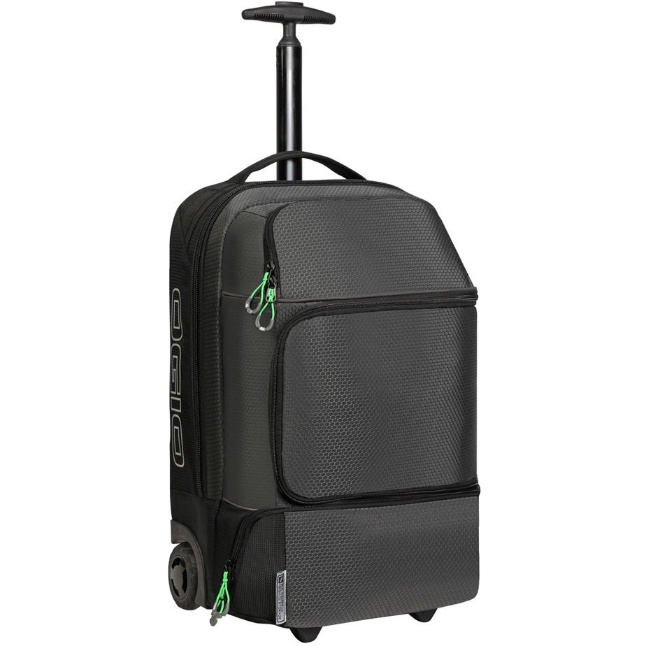 OGIO Endurance 3X Wheeled Bag - Black / Charcoal
