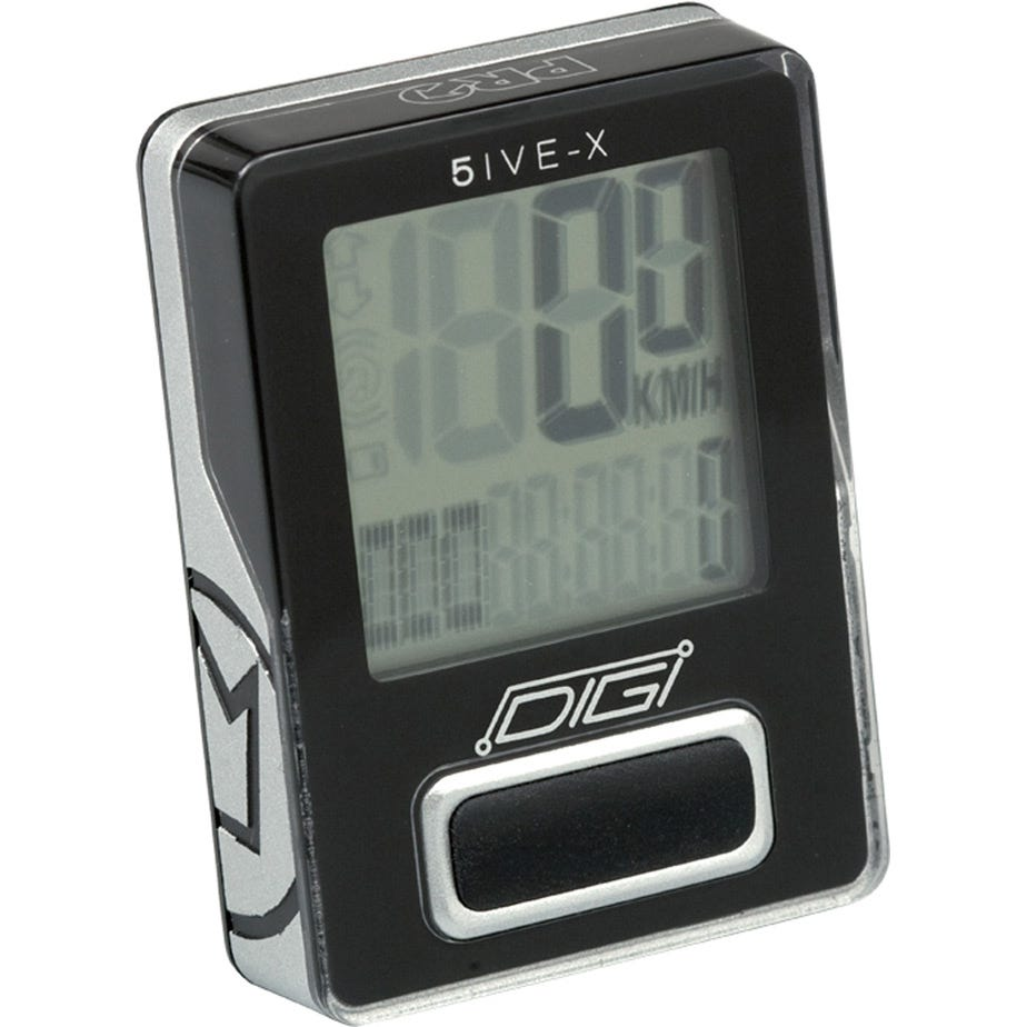 PRO DIGI 5IVE Computer, 5 Functions, Wired, Black