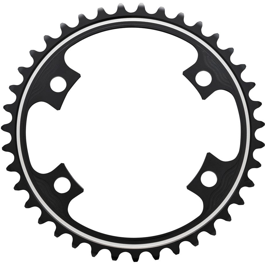 Shimano Spares FC-9000 chainring 39T MD, for 53-39T