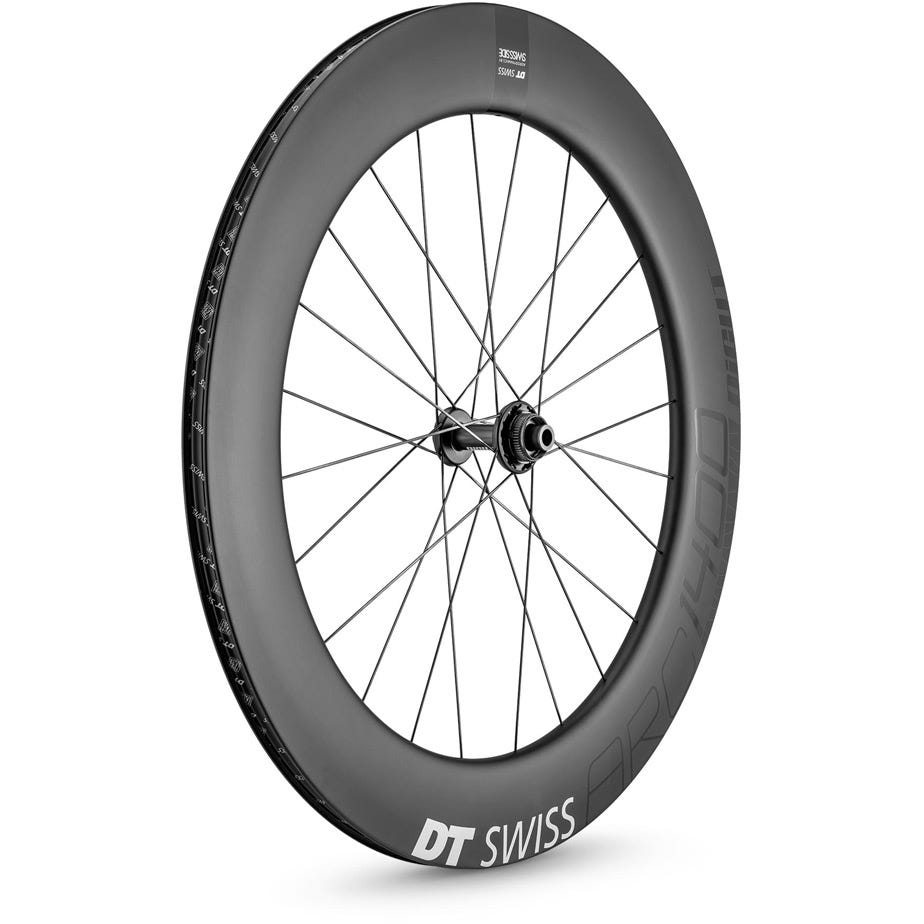 DT Swiss ARC 1400 DICUT Clincher Disc Brake Wheel