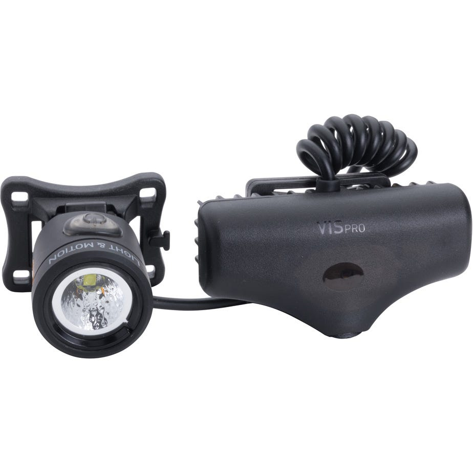 Light and Motion Vis Pro 600 light system