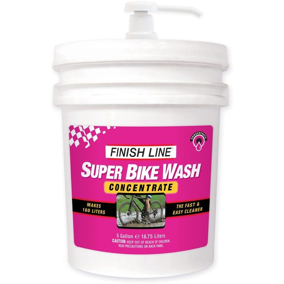 Finish Line Bike Wash