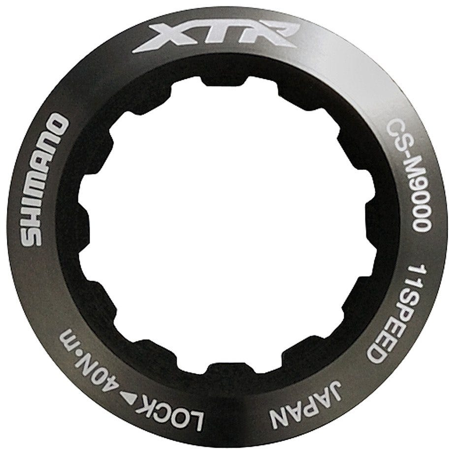 Shimano Spares CS-M9000 lock-ring and spacer