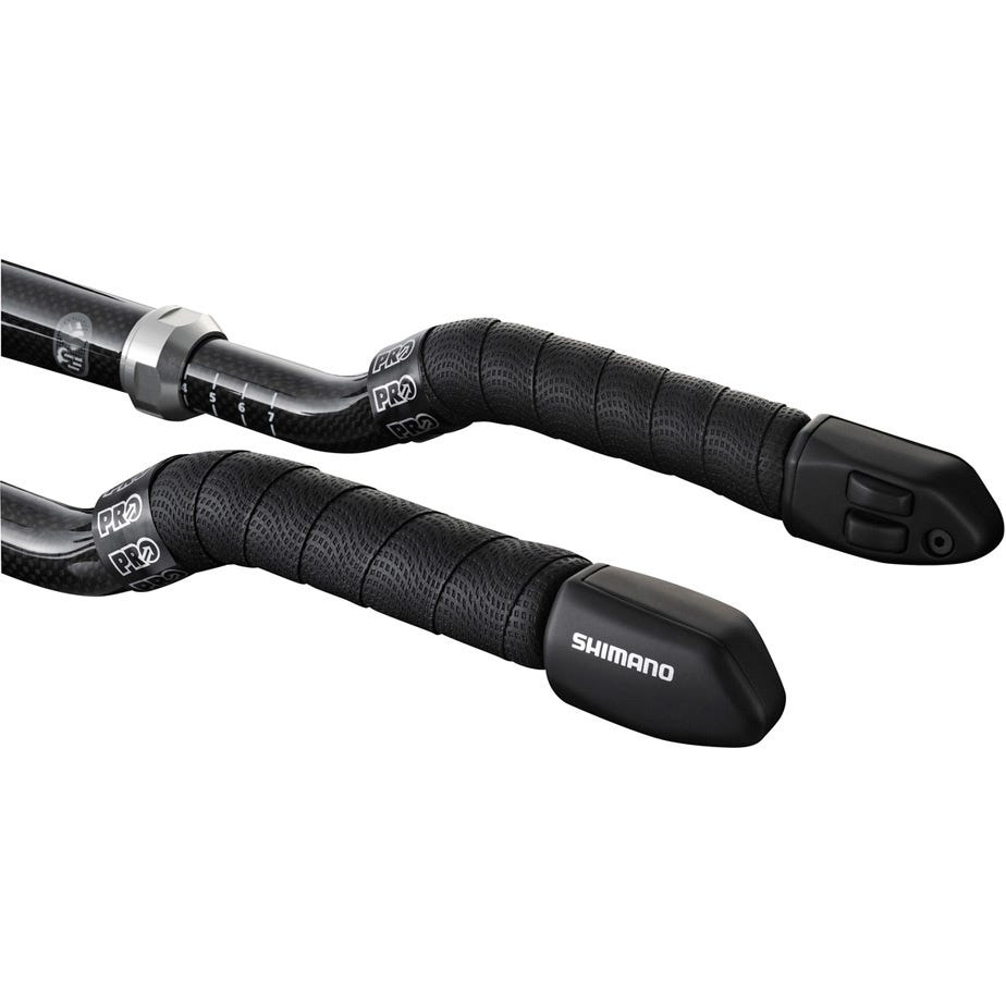 Shimano Non-Series Di2 SW-R671 Di2 Shift switches for TT / Tri bars, 2 button, E-tube, right hand