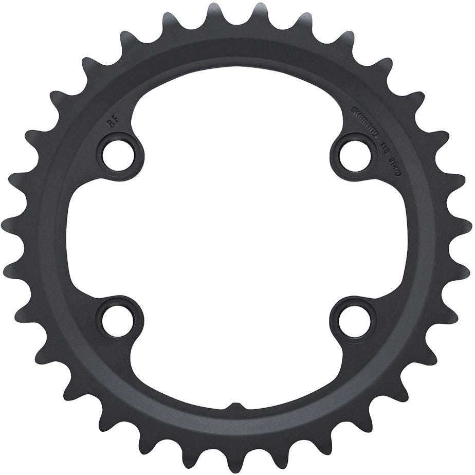 Shimano Spares FC-RX810 chainring 31T-ND, for 48-31T