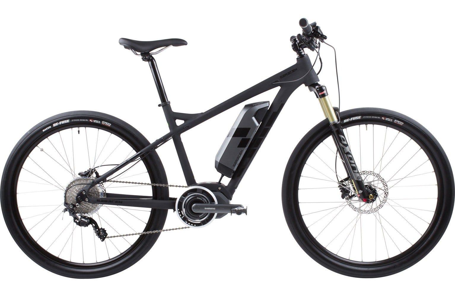 Saracen Juiced 17 inch bike EX DISPLAY
