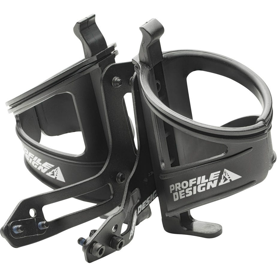 Profile Design Aqua rear mount - L system - two bottle
