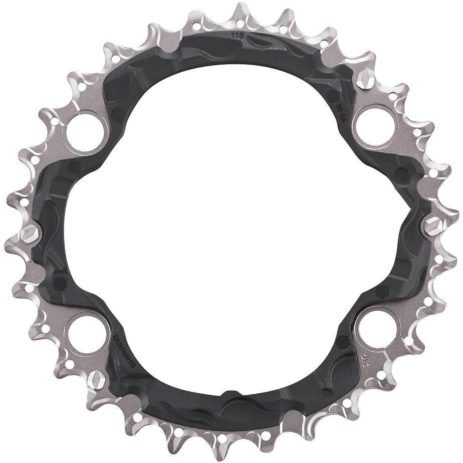 Shimano Spares XT FC-M8000 11-speed double / triple chainring