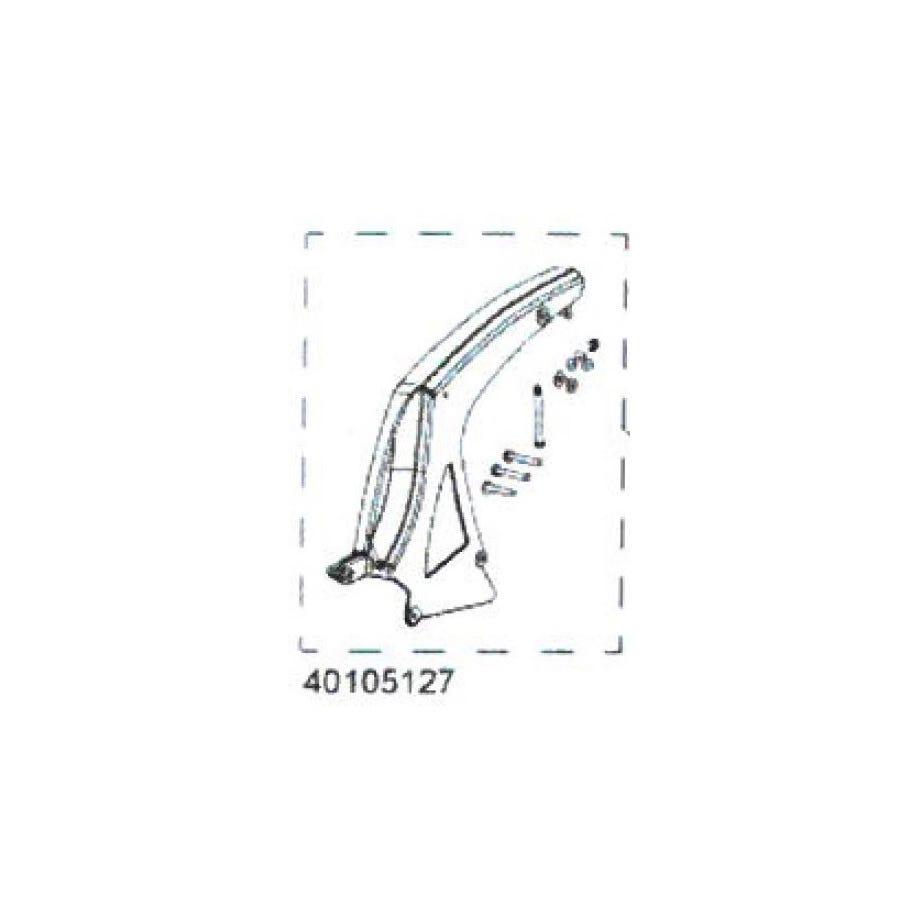 Thule Chinook 1 or 2 R/H fender