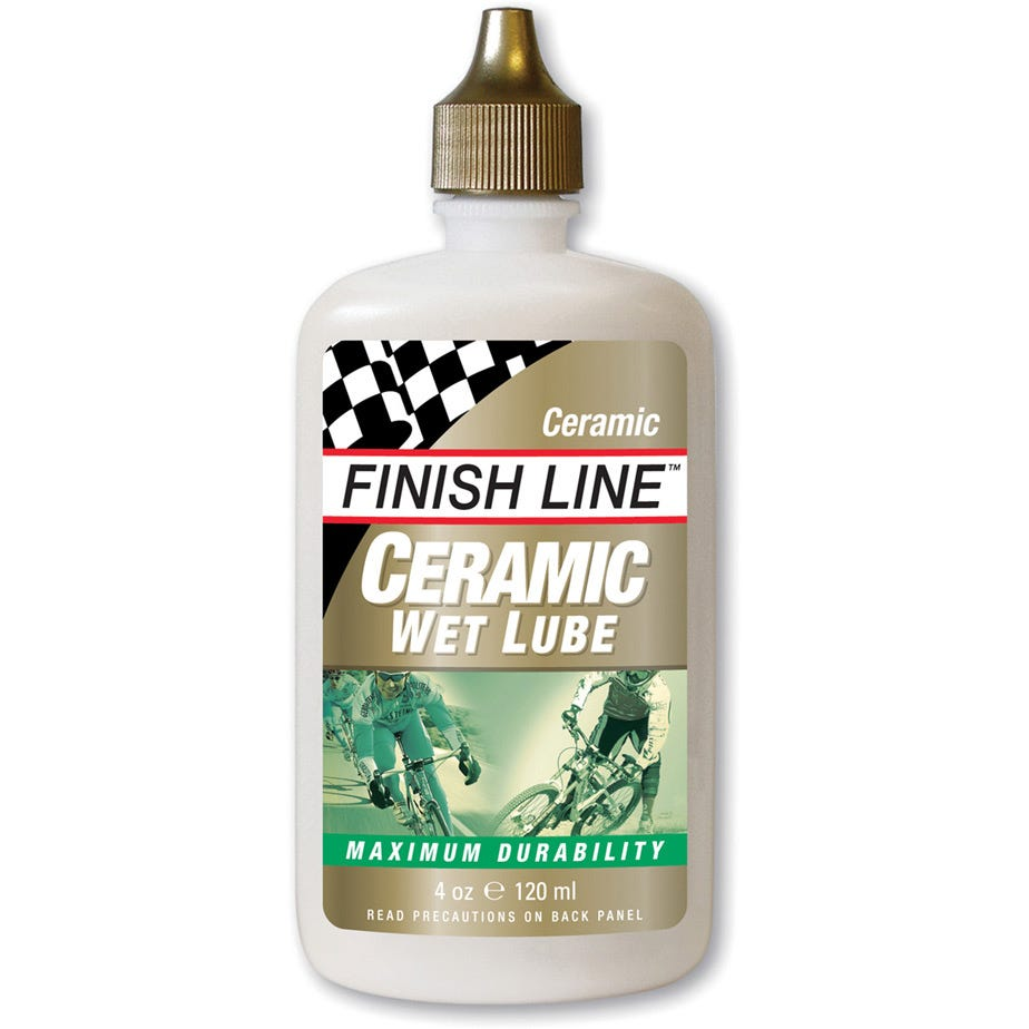 Finish Line Ceramic Wet Lube 2 oz / 60 ml Bottle