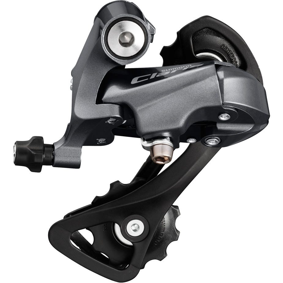 Shimano Claris RD-R2000 Claris 8-speed rear derailleur, GS