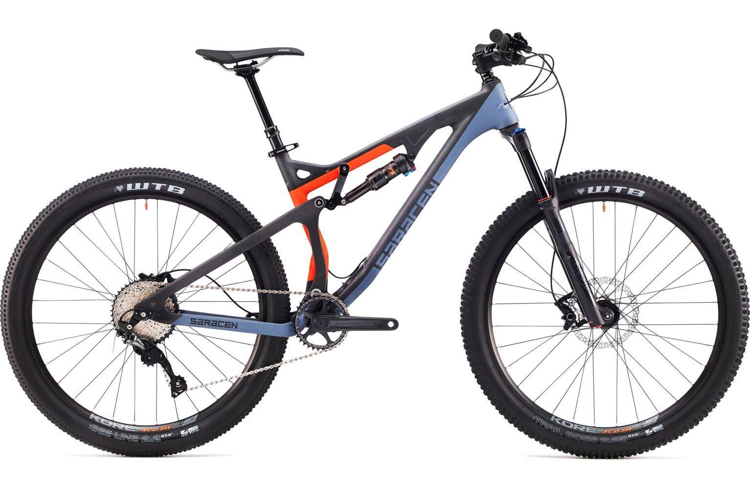 Saracen Kili Flyer Pro 19 inch bike Ex Display