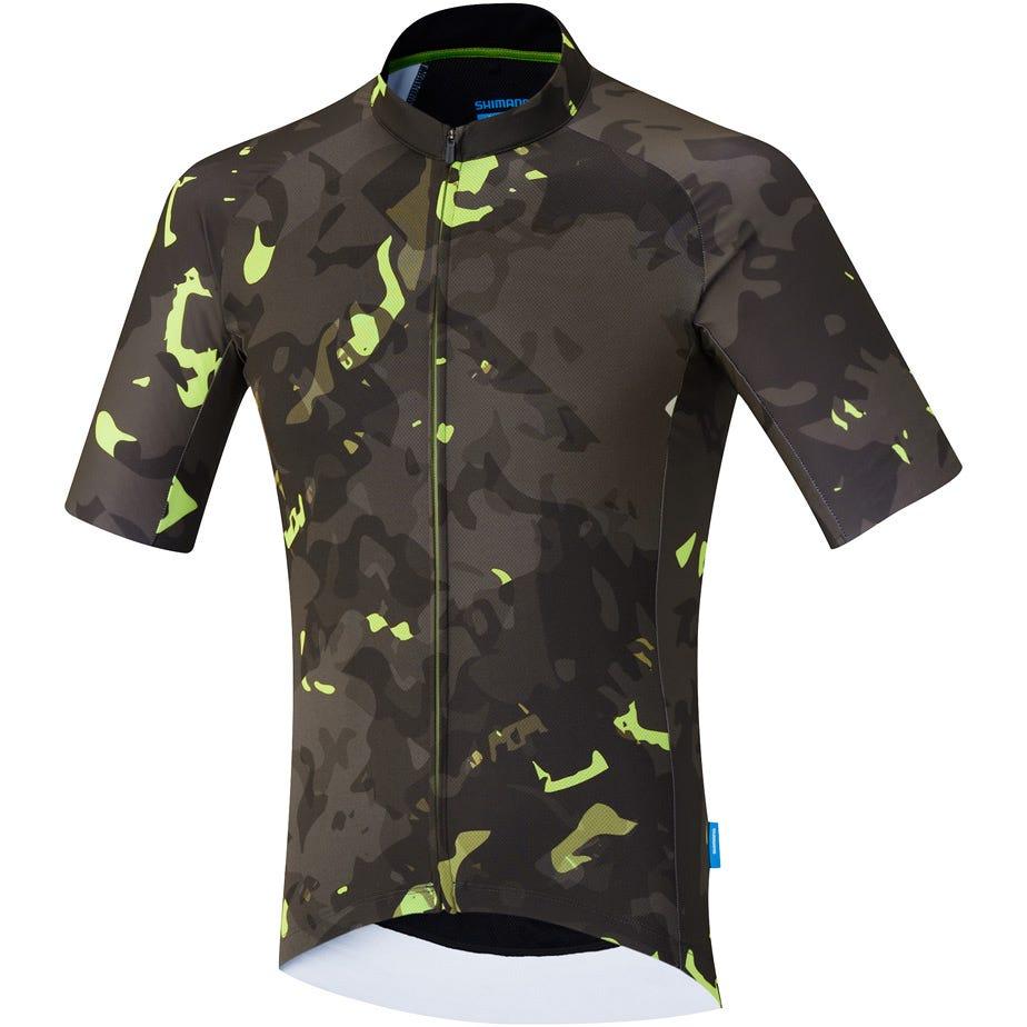 Shimano Clothing Men's Breakaway Jersey