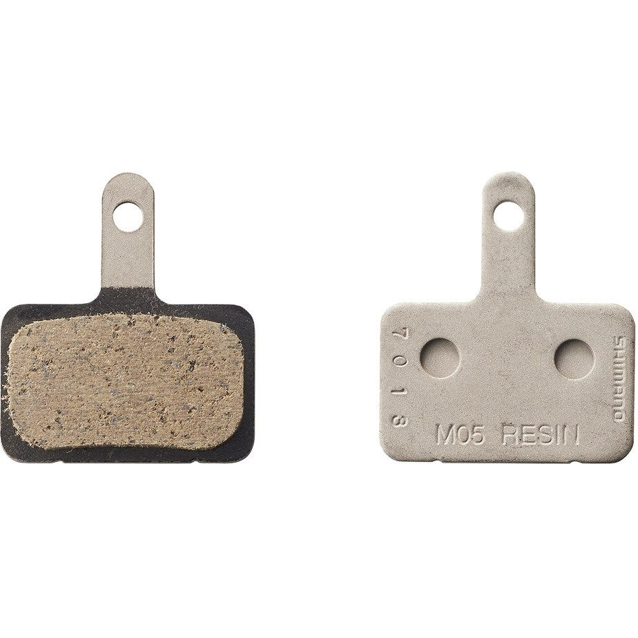 Shimano Deore BR-M515 cable-actuated disc brake pads
