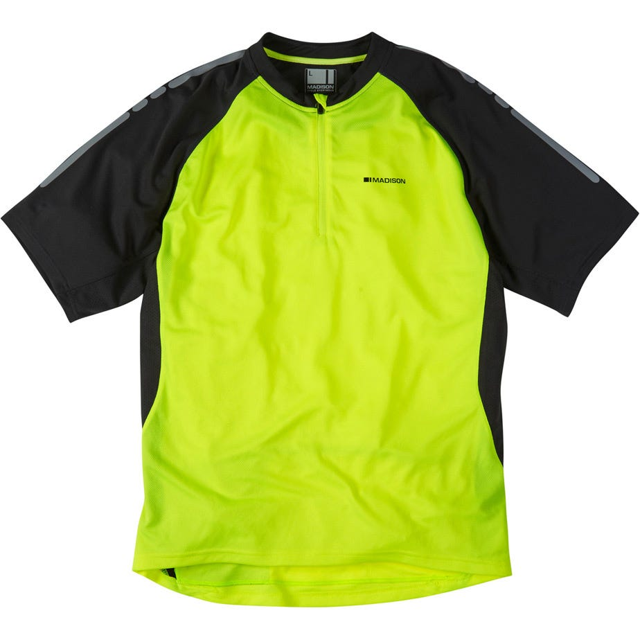 Madison Stellar men's short sleeved jersey
