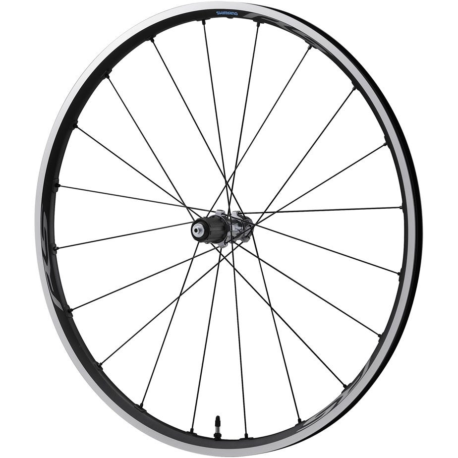 Shimano Wheels RS500-TL Tubeless compatible clincher, Q/R