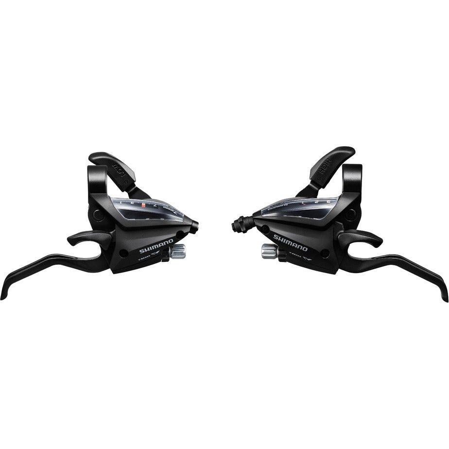 Shimano Altus ST-EF500 EZ fire plus STI set 3 x 7-speed / 3 x 8-speed