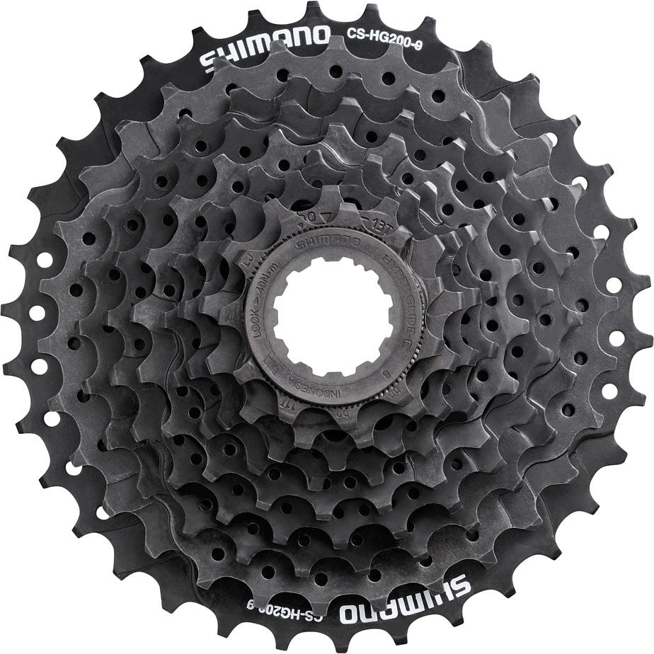 Shimano Acera CS-HG201 9-speed Cassette