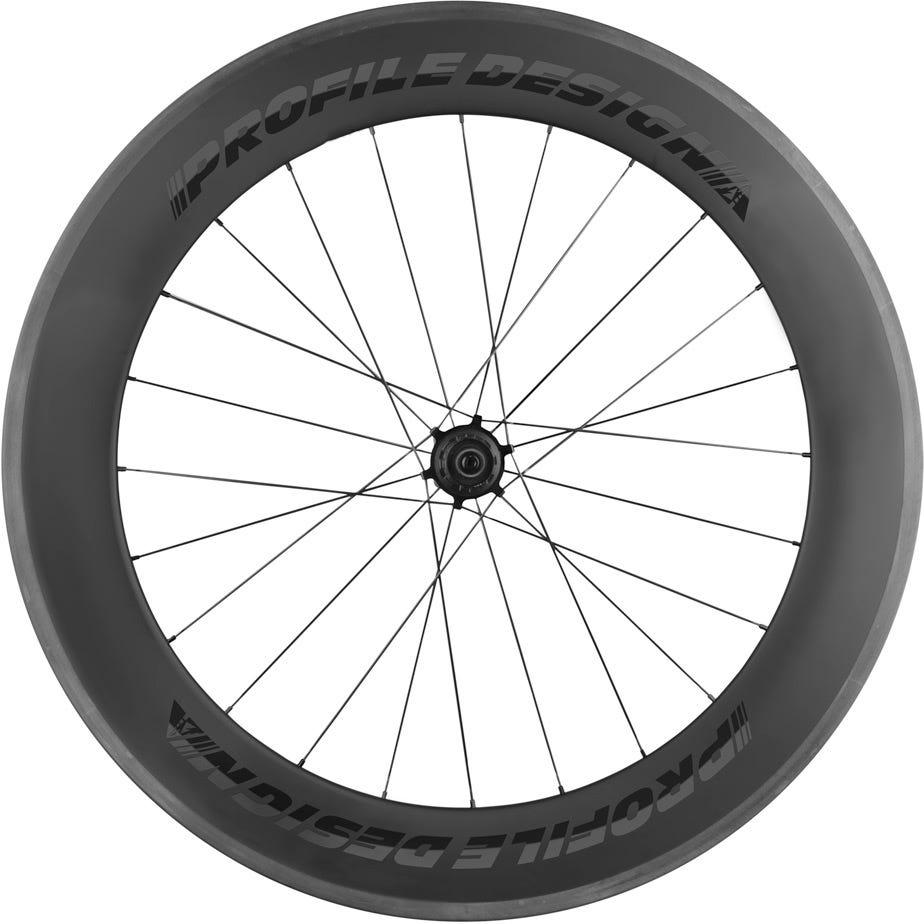 Profile Design 5878 TwentyFour Full Carbon Clincher Wheelset