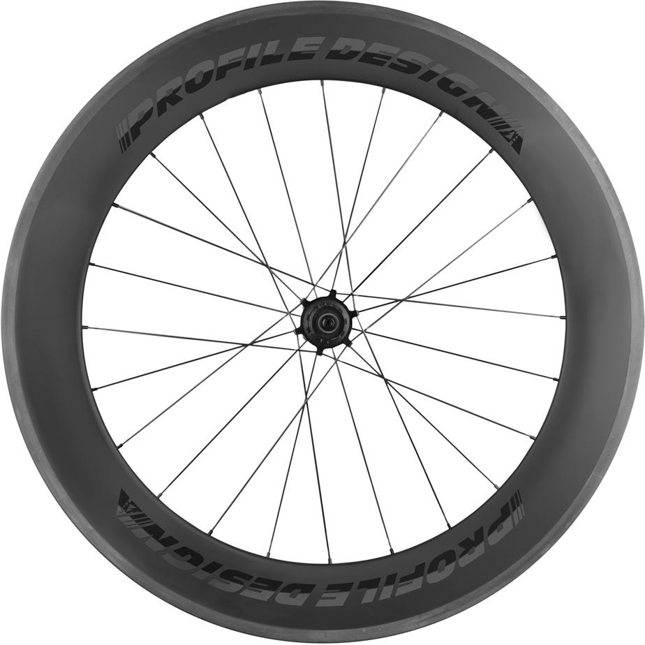 Profile Design 5878 TwentyFour Full Carbon Clincher Wheelset
