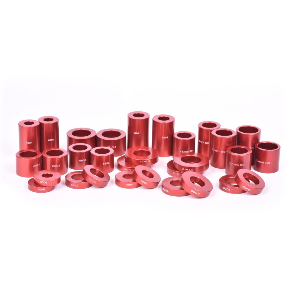 Wheels Manufacturing Over Axle Kit for use with WMTL4083