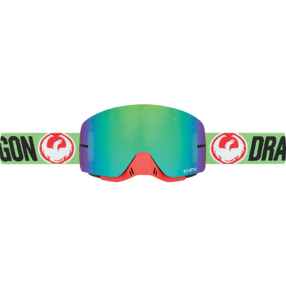 Dragon NFXs Flash Green / Green Ion
