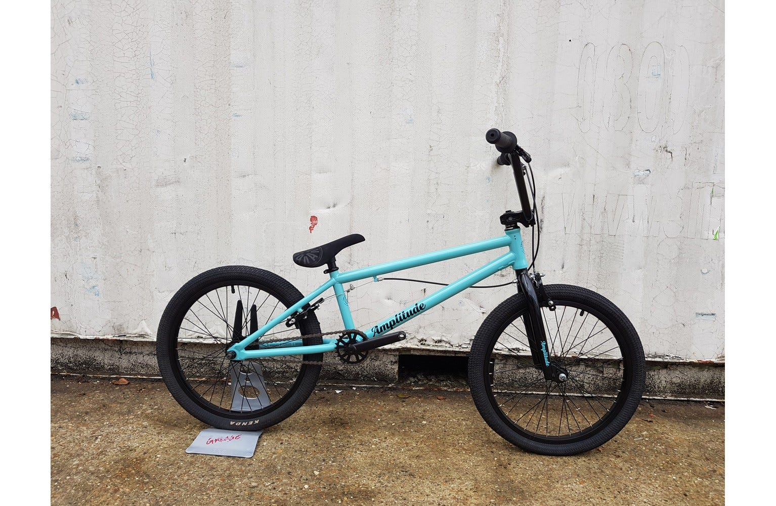 Saracen Amplitude Frequency BMX Ex Brand Sample Bike