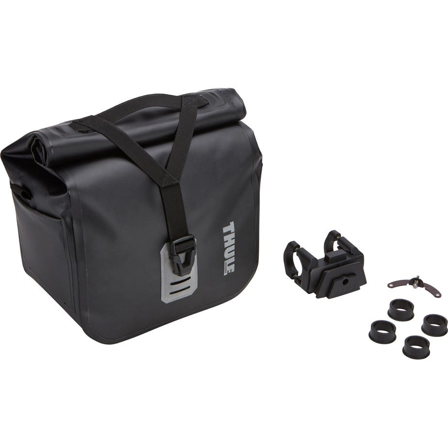 Thule Pack'n Pedal Shield Handlebar Bag With Mount 7.5 litre