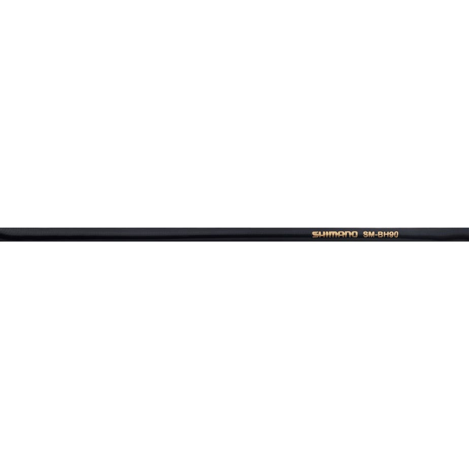 Shimano Spares SM-BH90-JK straight connection hose, front, 1000mm, black