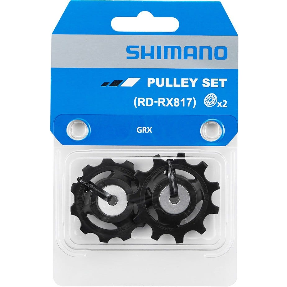 Shimano Spares GRX RD-RX817 tension and guide pulley set