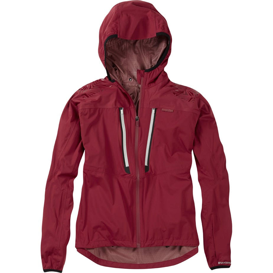 Madison Flux super light women's waterproof softshell jacket