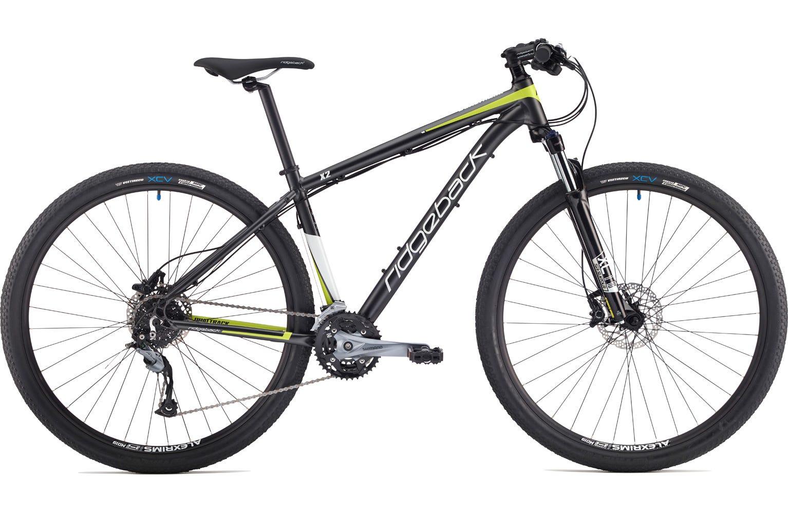 Ridgeback X2 15 inch bike Ex Display