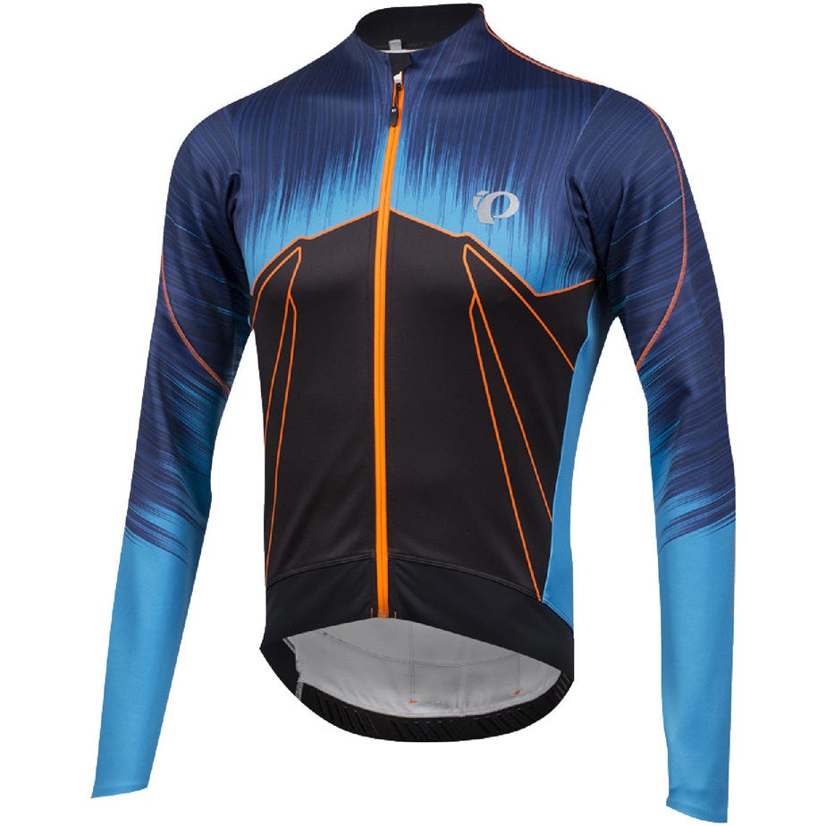 PEARL iZUMi Men's PRO Pursuit Wind Thermal Jersey