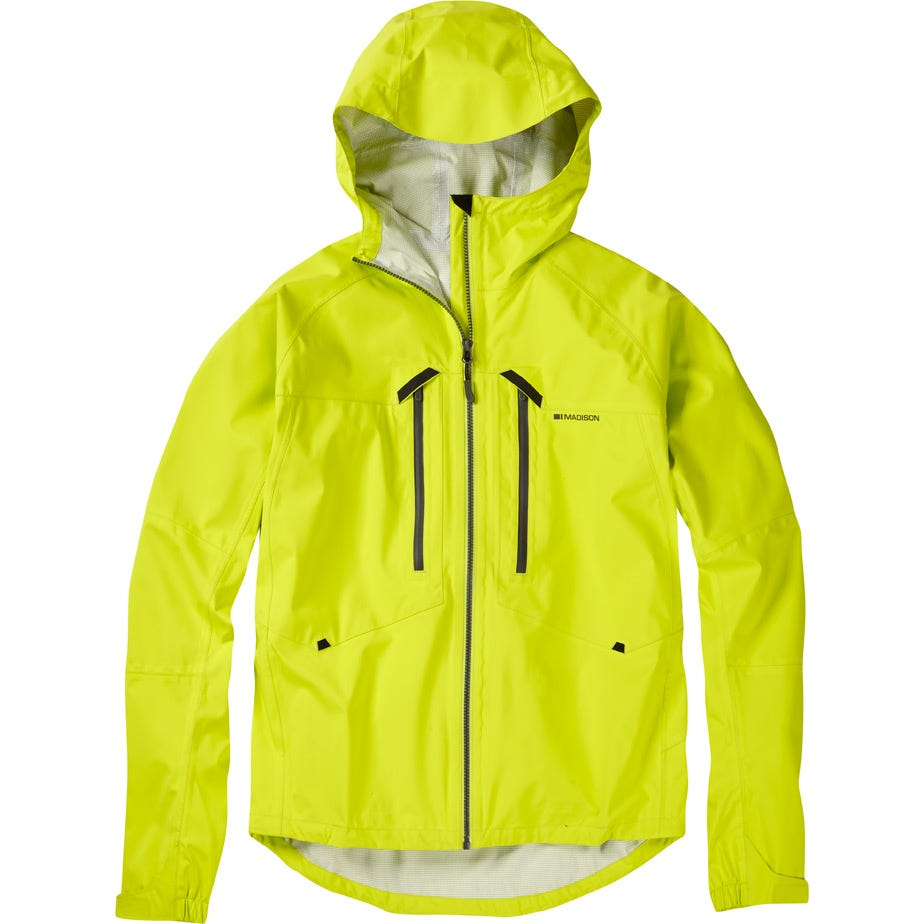 Madison Zenith men's waterproof jacket