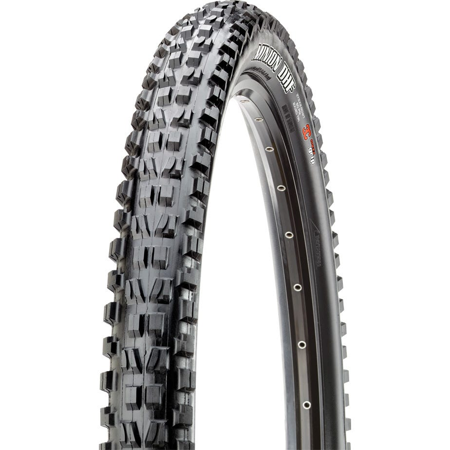 Maxxis Minion DHF Folding Dual Compound EXO TR Tyre