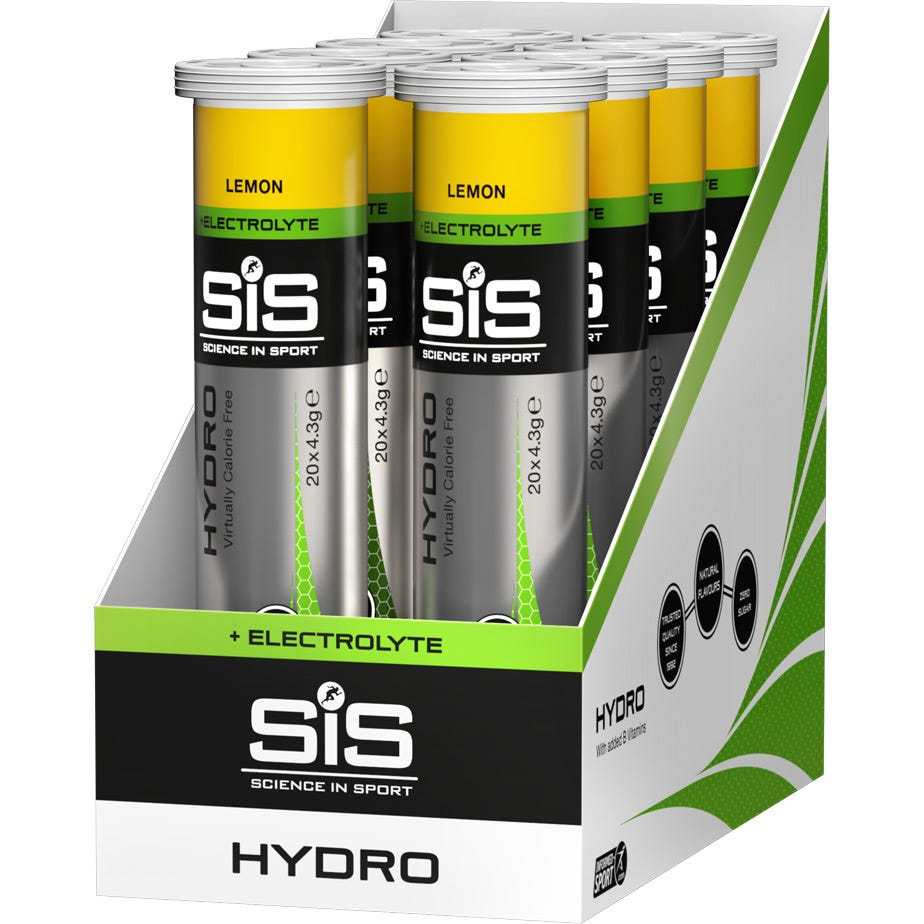 Science In Sport GO Hydro Hydration Drink Tablet