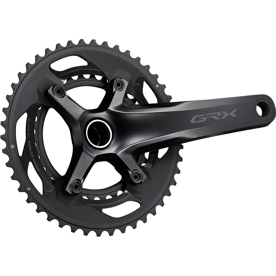 Shimano GRX FC-RX600 GRX chainset, 10-speed