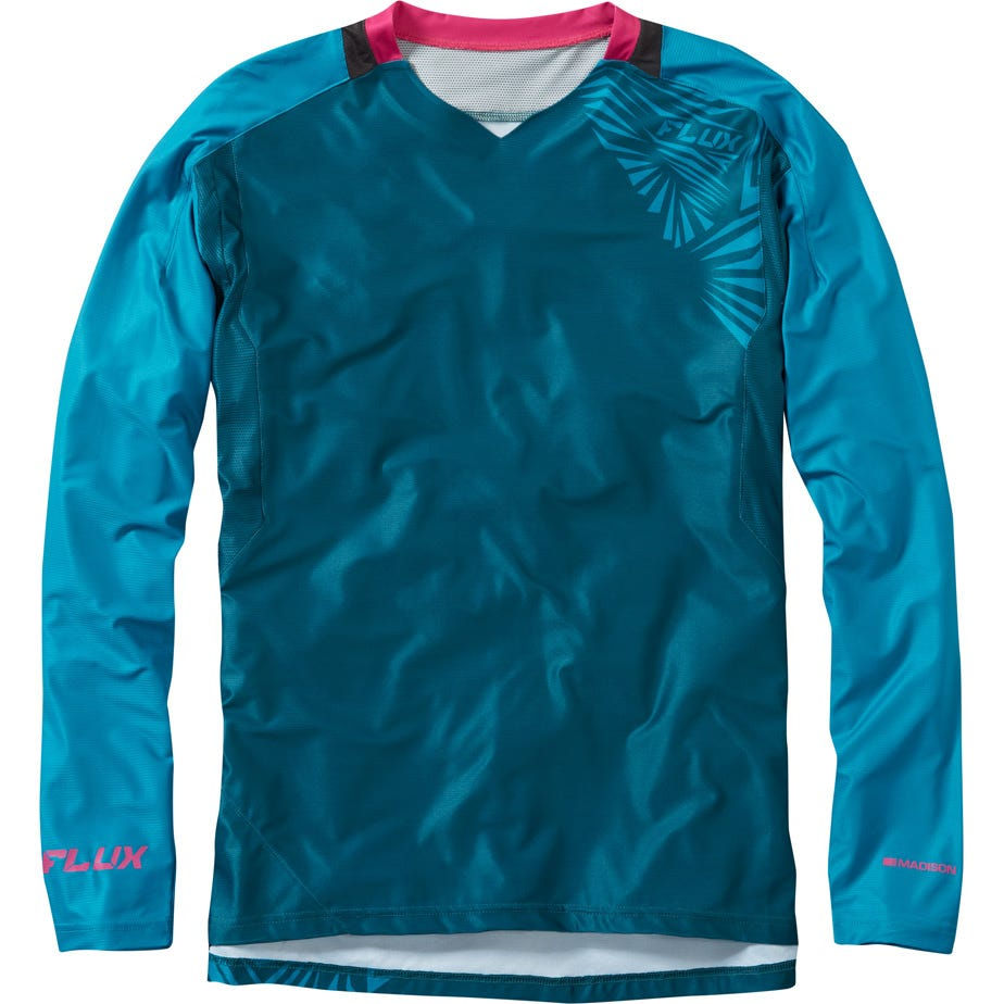 Madison Flux Enduro Men's Long Sleeve Jersey
