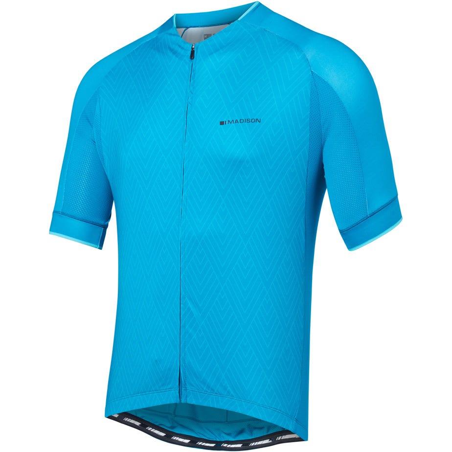 Madison Sportive men's short sleeve jersey, diamonds