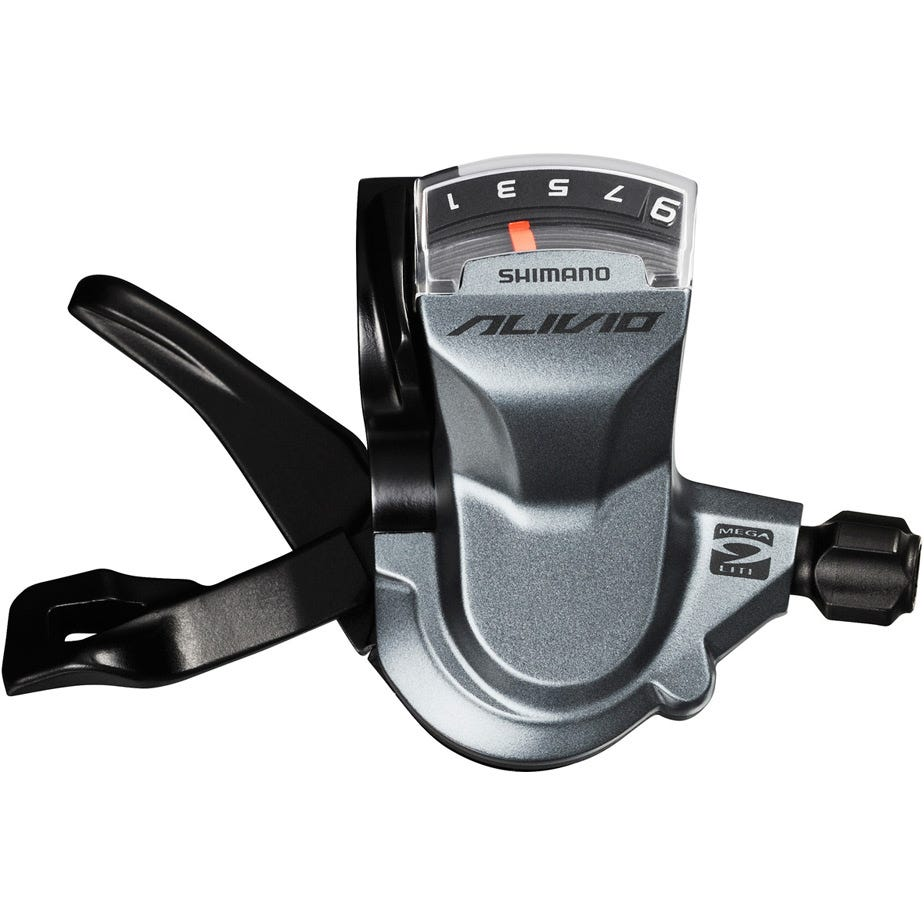 Shimano Alivio SL-M4000 Alivio 9-speed Rapidfire pod, right hand