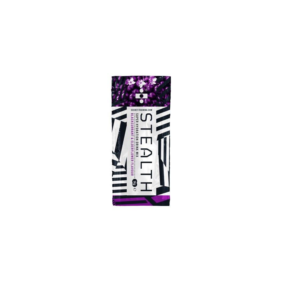 Stealth Super Hydration drink mix powder - Bcurrant and Elderflower - 14g
