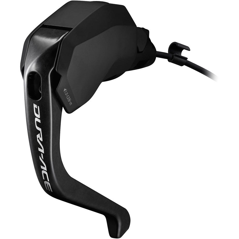 Shimano Dura-Ace ST-R9180 Dura-Ace hydraulic Di2 STI for TT bar