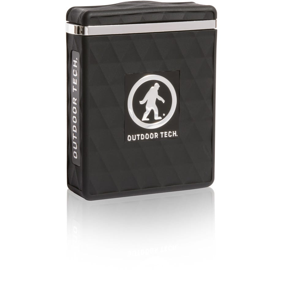Outdoor Tech Kodiak Plus Ultra - 13K Powerbank - Black / Chrome