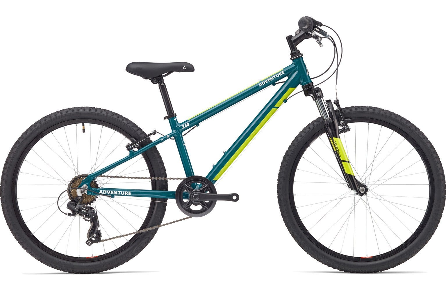Adventure 240 Green 24 inch